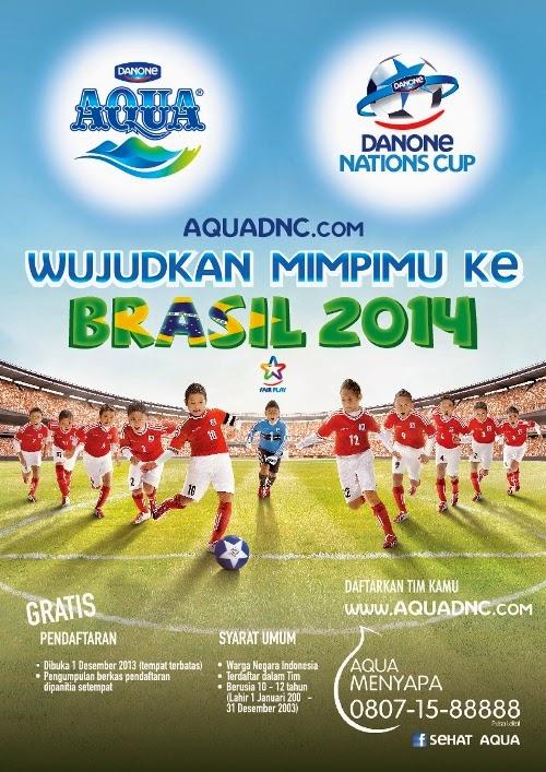 Danone Nations Cup: Merusak Pembinaan Usia Dini