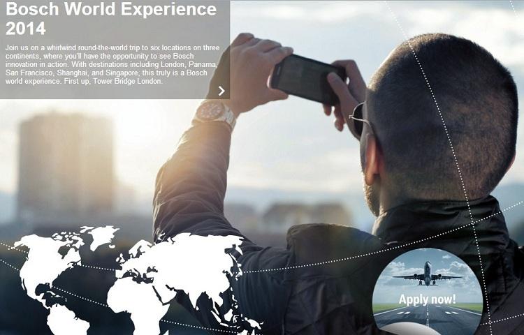 Bosch World Experience 2014