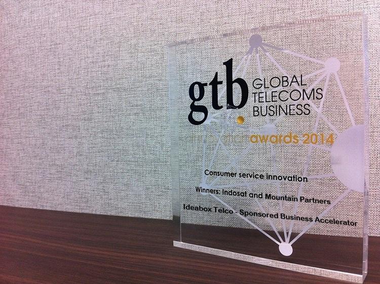Indosat Raih GTB Award 2014