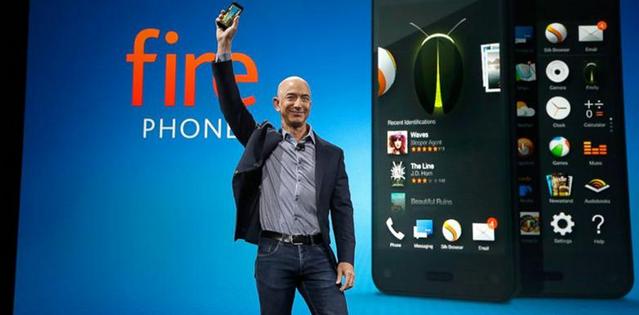 Amazon FirePhone