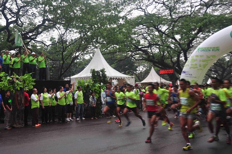 Astra Green Lifestyle Jakarta Green Run