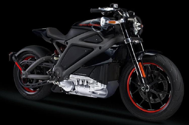 Harley Davidson Resmi Rilis Sepeda Motor Listrik