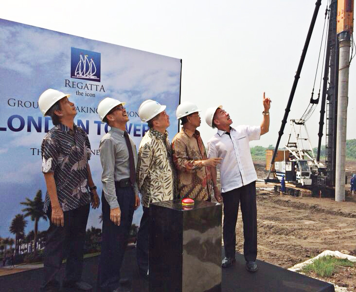 Regatta Mulai Pembangunan Tahap II
