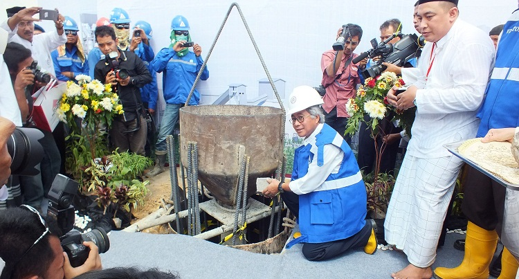 Semen Indonesia Bangun Pabrik Ramah Lingkungan di Rembang