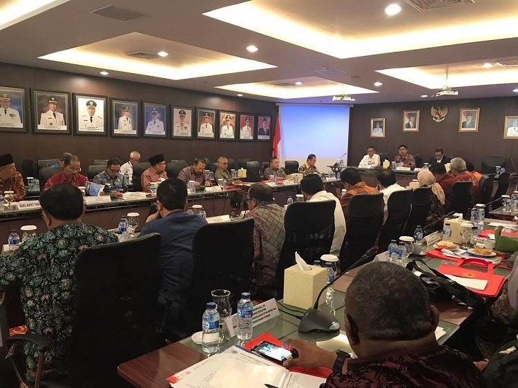 Rapat Dewan Pengurus I 2017_Apkasi