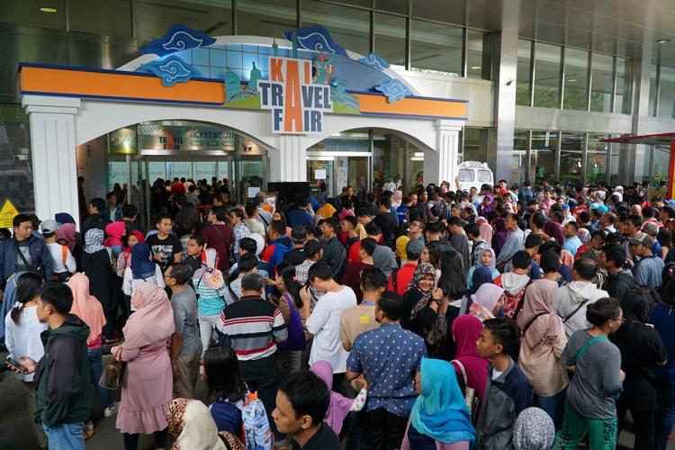 KAI Travel Fair pada 29-30 Juli 2017 (3)
