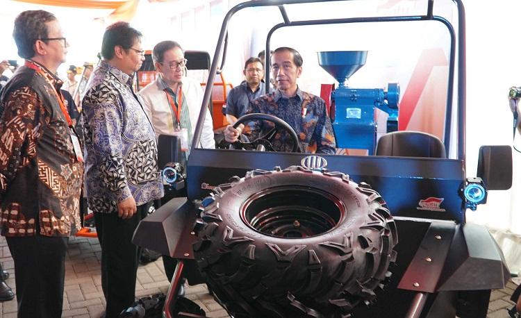 Presiden Jokowi Luncurkan Program Pendidikan Vokasi Industri (2)