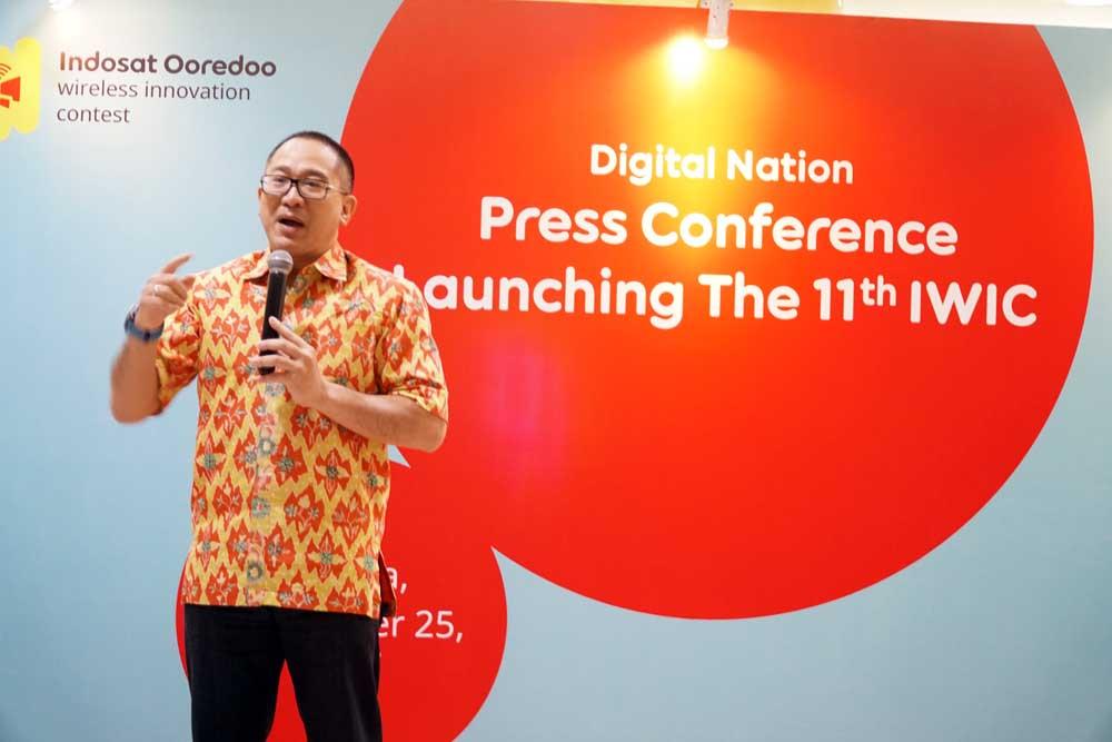 Pengumuman Perubahan Kepemimpinan Indosat Ooredoo