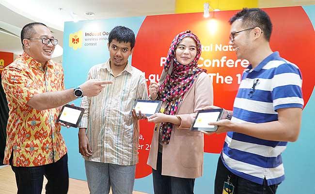 """Digital Nation""  IWIC ke-11 Undang Talenta Muda Indonesia dan Dunia  Ciptakan Inovasi Digital"