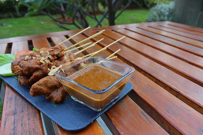Sate Ayam-a