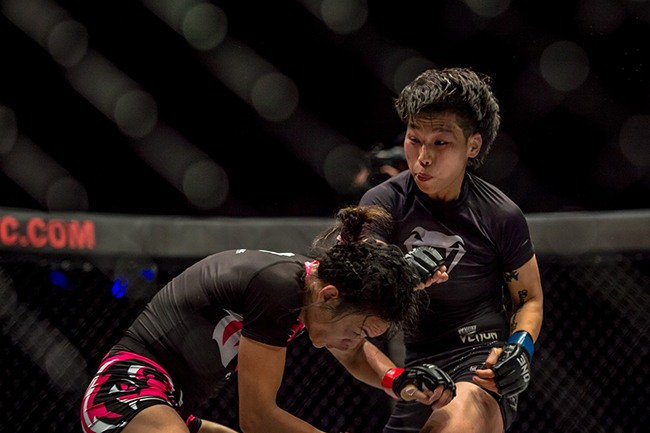 one championship-a
